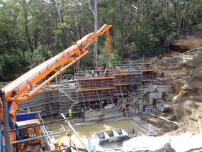 Vimiera Rd | Timbermass Construction's | Civil | Formwork